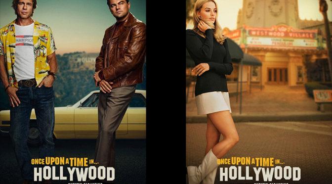 ディカプリオxブラピ タランティーノ最新作『 ワンス・アポン・ア・タイム・イン・ハリウッド』特報到着