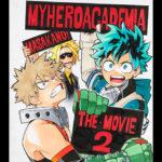 『僕のヒーローアカデミア』劇場版最新作が今冬公開決定!