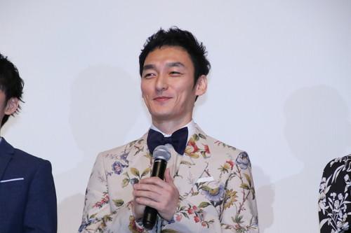 草彅剛『まく子』公開記念舞台挨拶