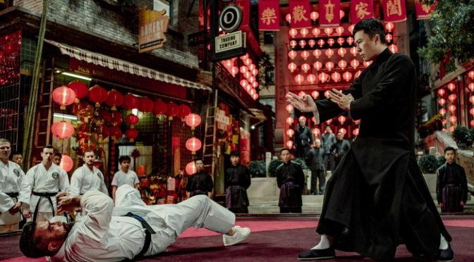 『イップ・マン4 完結篇(原題)』2019年日本公開決定!ブルース・リーとの物語が始まる!