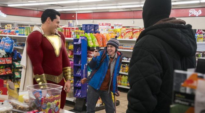 サイコーに笑える『シャザム!』Rotten Tomatoesで93%フレッシュを記録!