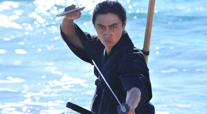 松平健の佐々木小次郎、最強の円熟の達人「武蔵-むさし-」の予告篇で燕返しを公開