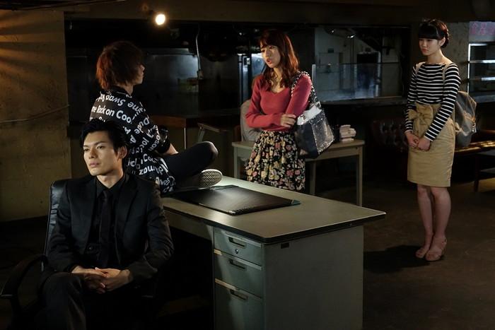 崎山つばさ・植田圭輔・最上もが x 浅川梨奈 映画『クロガラス2』上映期間の延長が決定!