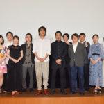 関口知宏 宇崎竜童 ら登壇『波乗りオフィスへようこそ』公開初日舞台挨拶