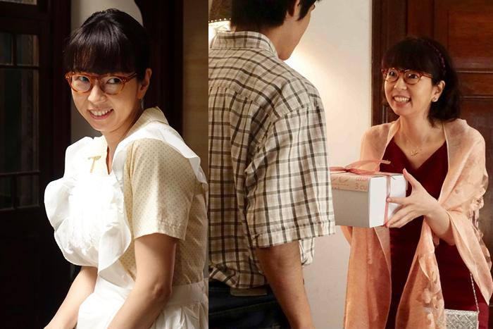 映画『雪子さんの足音』場面写真第二弾は菜 葉 菜!