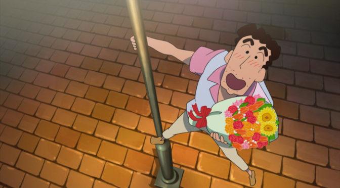 いよいよ公開『映画クレヨンしんちゃん2019』ひろし&みさえが平成の名曲を熱唱