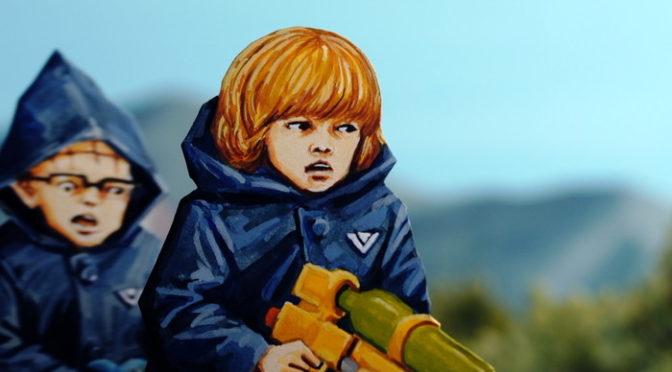 キモカワ(・∀・)イイ!!の極み『バイオレンス・ボイジャー』トートバッグプレゼント