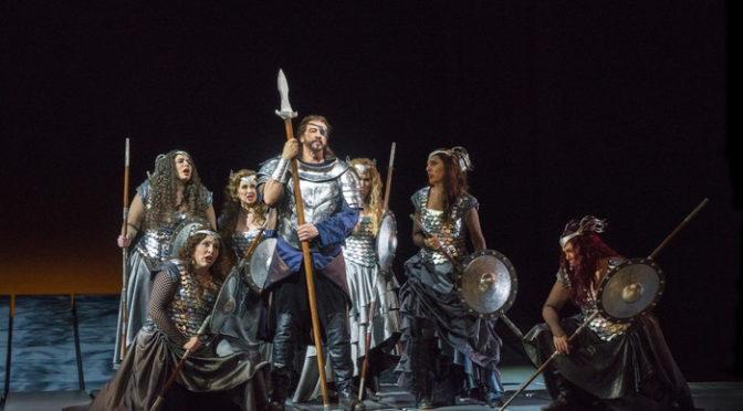 MET ライブビューイングオペラはワーグナー 《ワルキューレ》 指揮者フィリップ・ジョルダン!