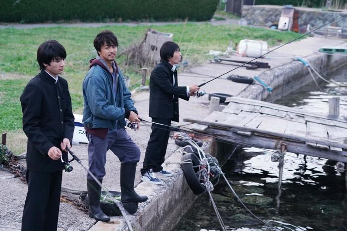 『僕に、会いたかった』EXILE TAKAHIRO釣りの腕前を実演披露本編映像解禁