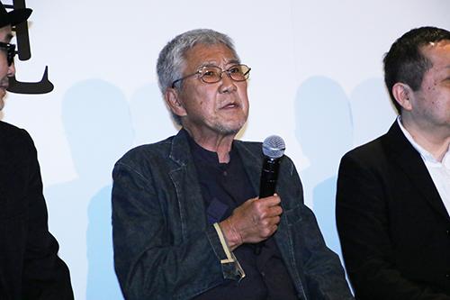 吉澤健『凪待ち』完成披露記者会見