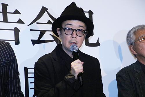 リリー・フランキー『凪待ち』完成披露記者会見