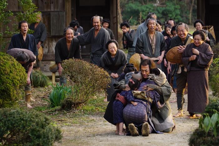 映画『二宮金次郎』予告編&場面写真到着 田中美里・五十嵐匠監督よりコメント