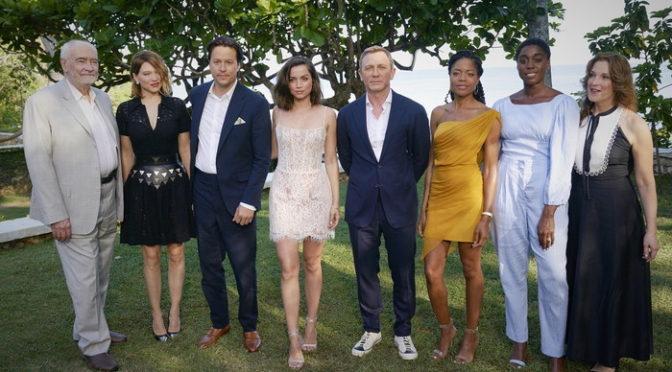 ダニエル・クレイグ 007遂に始動『BOND 25(仮題)』 ローンチイベントでラミ・マレックが参戦発表