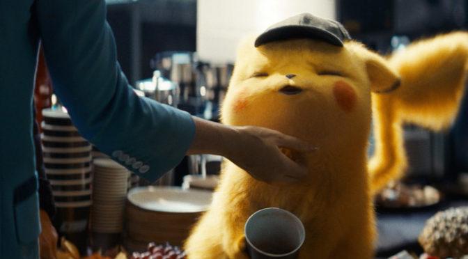 メッチャもふもふ『名探偵ピカチュウ』日本国内、週末の映画動員ランキング1位を獲得!