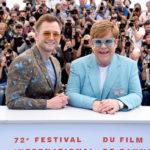 映画『ロケットマン』タロン・エガートン、エルトン・ジョンら、 第72回カンヌ国際映画祭に登場!