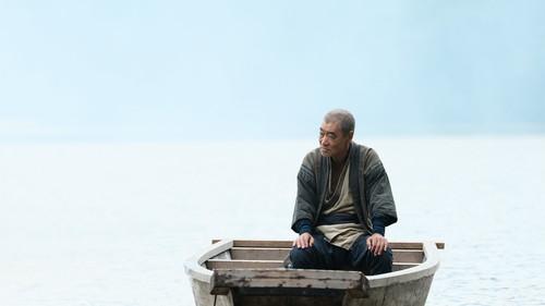 オダギリジョー長編初監督 主演:柄本明作品『ある船頭の話』第一弾ポスター