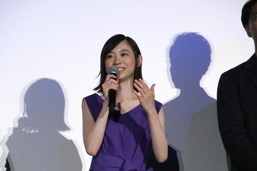 『僕に、会いたかった』公開記念舞台挨拶
