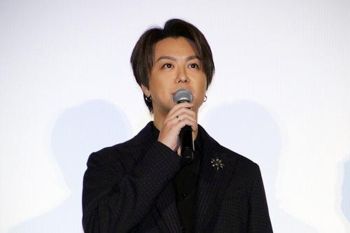 『僕に、会いたかった』公開記念舞台挨拶_TAKAHIRO