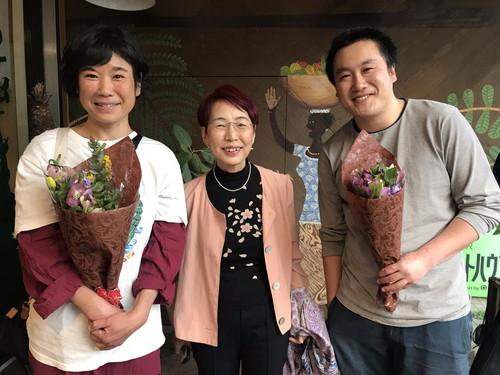 添付ファイルの詳細  『沈没家族-劇場版』加納監督母・穂子さん上野千鶴子さん