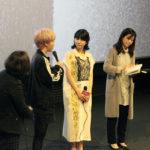 松本穂香・ふくだももこ監督 全州国際映画祭にて『 おいしい家族 』上映&舞台挨拶Q&A
