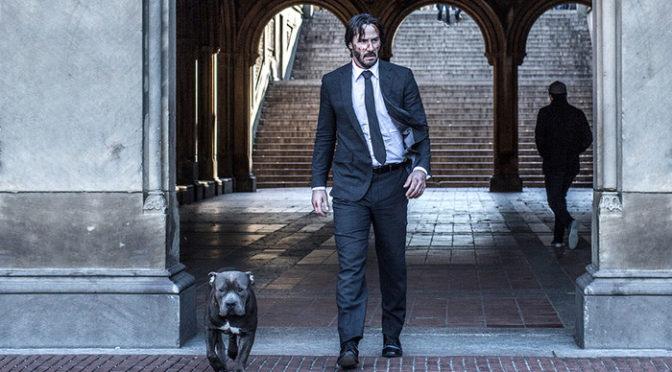 5月13日=愛犬の日に最強の愛犬家 キアヌ・リーブス『ジョン・ウィック:パラベラム』特別映像が到着!