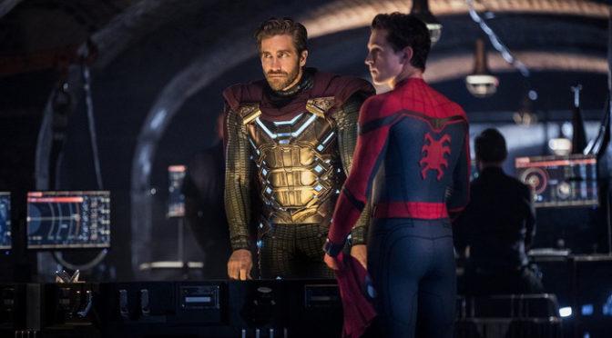 『スパイダーマン:ファー・フロム・ホーム』世界最速公開決定&新予告映像到着!