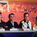 ディカプリオ、ブラピ、マーゴット、タランティーノ監督記者会見 『ワンス・アポン・ア・タイム・イン・ハリウッド』 カンヌ国際映画祭