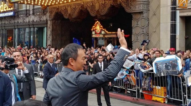 『GODZILLA ゴジラ キング・オブ・モンスターズ』ハリウッド・ワールドプレミアイベント