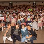 佐野勇斗、森永悠希がサプライズ登場!映画『小さな恋のうた』一般試写会