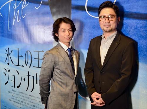 町田樹×宮本賢二『氷上の王、ジョン・カリー』ジャパンプレミアL