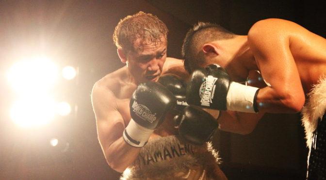 ひとりのボクサーの、自らの尊厳をかけた闘いのゴングが、いま鳴り響く!『破天荒ボクサー』公開決定