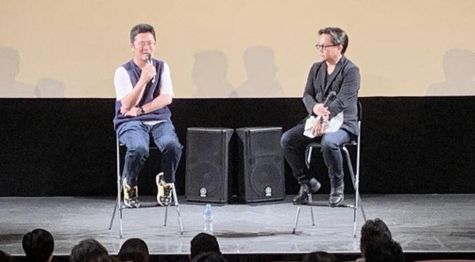 中野量太監督・松崎健夫 登壇『長いお別れ』公開記念トーク&ティーチインの模様