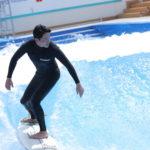 吉沢悠のサーフィン生披露、TEEライブ 映画『ライフ・オン・ザ・ロングボード 2nd Wave』イベント