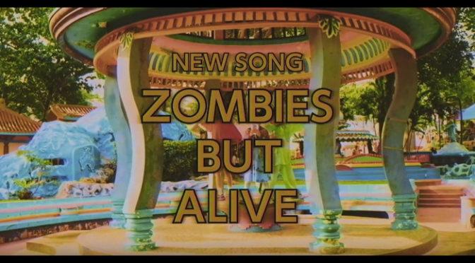 『WE ARE LITTLE ZOMBIES(ウィーアーリトルゾンビーズ)』エンディング曲MV解禁