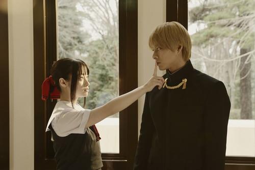 平野紫耀(King & Prince)x橋本環奈『かぐや様は告らせたい~天才たちの恋愛頭脳戦~』