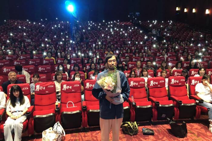 『アイネクライネナハトムジーク』_上海国際映画祭