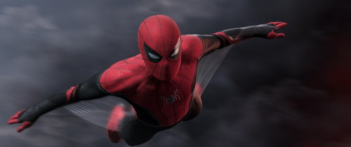 SPIDER-MAN; FAR FROM HOME