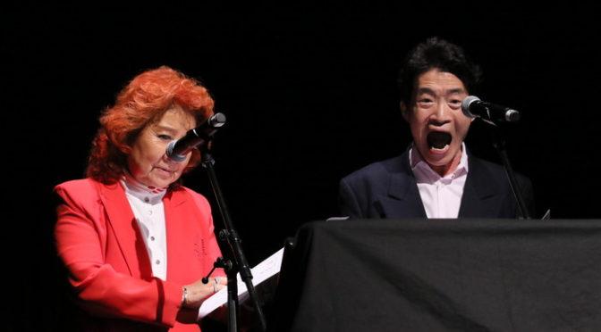野沢雅子&島田敏『ドラゴンボール』史上初の生アフレコにファン歓喜!