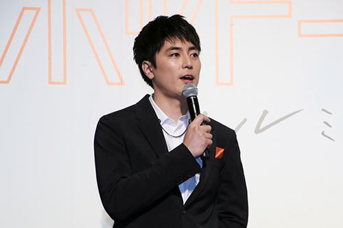 間宮祥太朗『ホットギミック』新宿バルト9特設ステージ