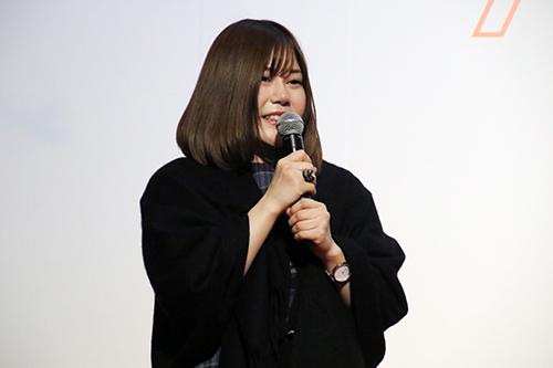 山戸結希監督『ホットギミック』新宿バルト9特設ステージ
