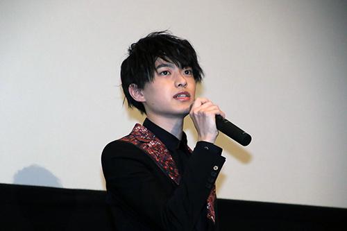 上村海成『ホットギミック』完成披露舞台挨拶