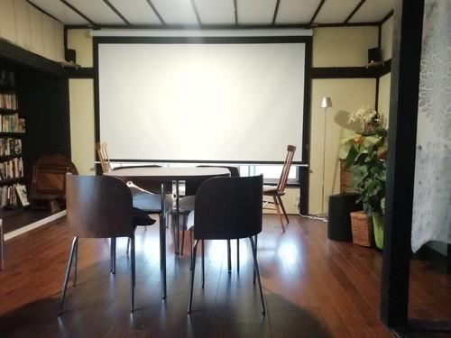映画カフェ&バー「キノコヤ」