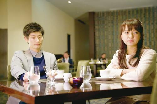 佐藤(三浦春馬)と紗季(多部未華子)『アイネクライネナハトムジーク』