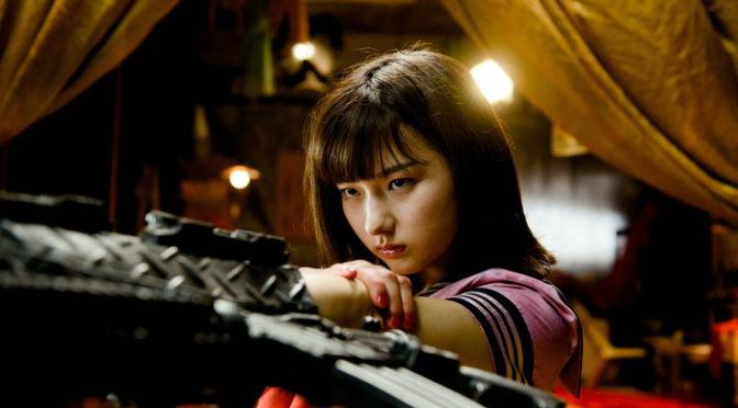 『全員死刑』新鋭監督・小林勇貴が新たに放つ!『爆裂魔神少女 バーストマシンガール』映像到着!