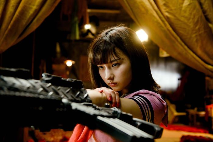 『爆裂魔神少女 バーストマシンガール』