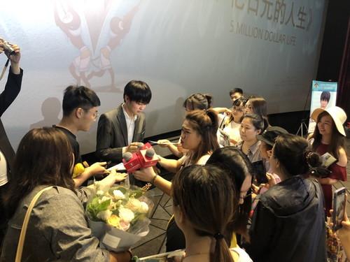 『五億円のじんせい』上海国際映画祭