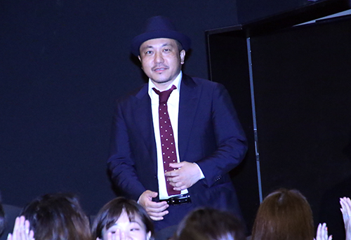 白石和彌監督『凪待ち』初日舞台挨拶
