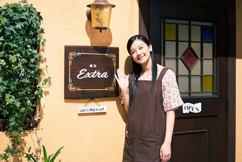 千眼美子『心霊喫茶「エクストラ」の秘密 -The Real Exorcist-』