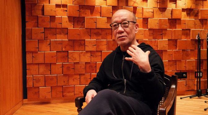 映画『海獣の子供』久石 譲 オフィシャルインタビュー映像到着!