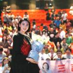 三吉彩花、上海で踊る!矢口史靖監督の無茶振りに答えて『ダンスウィズミー』上海国際映画祭オープニング上映